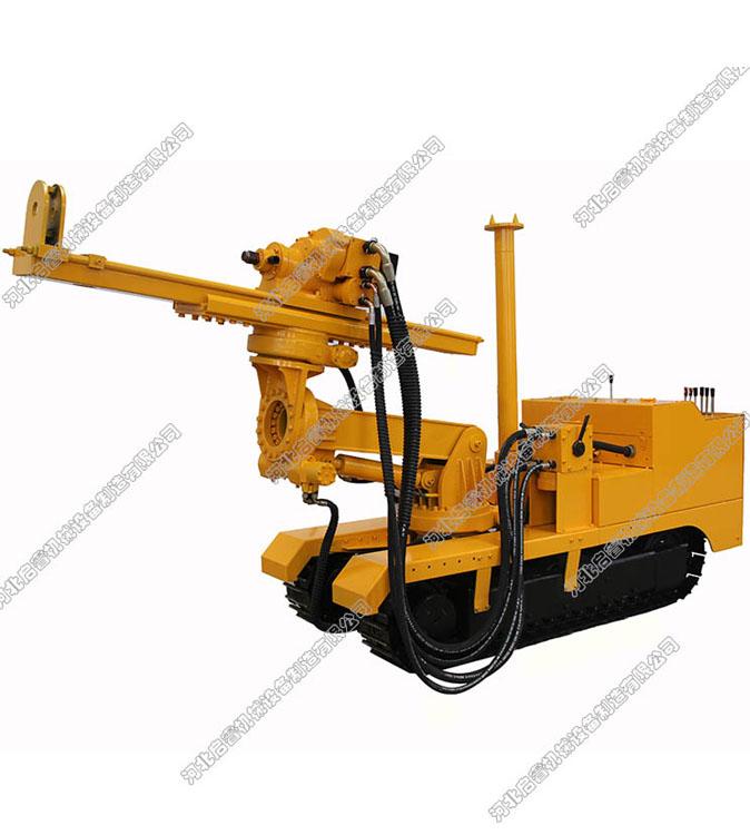气动履带式钻机ZQLC-1650