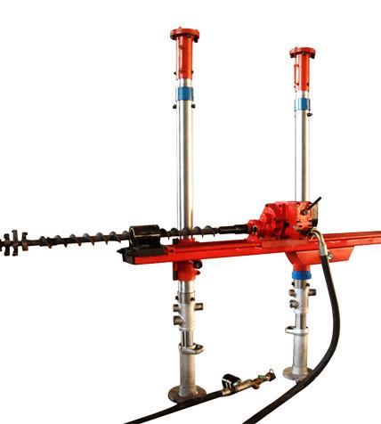 ZQJC-560/11.0S气动架柱式钻机