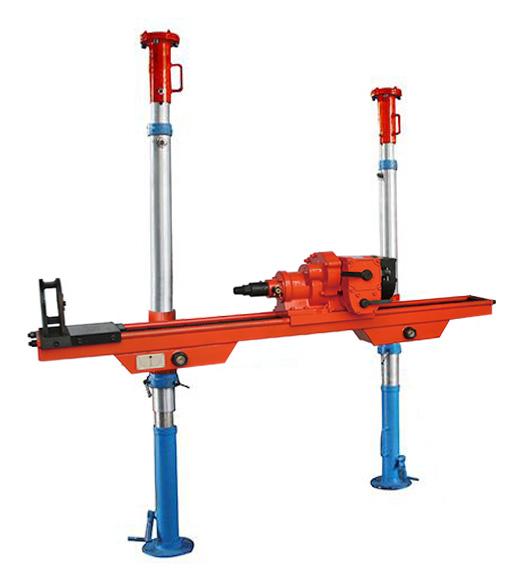 1350气动架柱式钻机