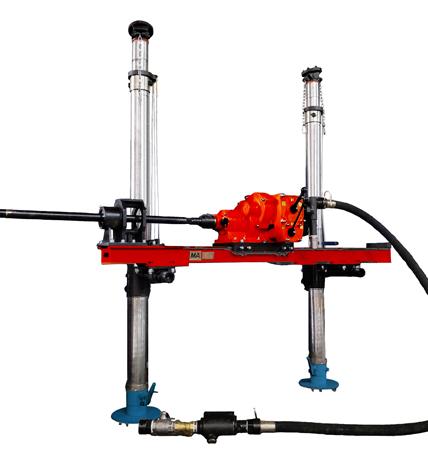 ZQJC800系列气动架柱式钻机